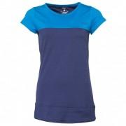 Triple2 - Tuur Shirt Women - T-shirt technique taille S, bleu