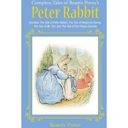 The Complete Tales of Beatrix Potters Peter Rabbit