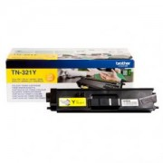 Тонер касета - Brother TN-321Y Toner Cartridge - TN321Y
