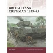 British Tank Crewman 1939-45 (Grant Neil)(Paperback) (9781472816962)