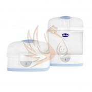 Chicco Steril Natural 2in1 elektromos gőzsterilizáló 2 üzemmód