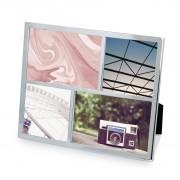 Рамка за снимки UMBRA SENZA MULTI - цвят хром