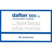 Daflon 30 Compresse Rivestite da 500 mg