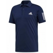 ADIDAS Club Stripes Polo Navy Mens - 2020 (L)