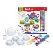 Paint Your Own Tea Set by Champion Industrial