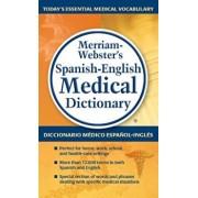Merriam-Webster's Spanish-English Medical Dictionary, Paperback/Onyria Herrera McElroy