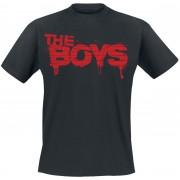 The Boys Dripping Logo Herren-T-Shirt - Offizieller & Lizenzierter Fanartikel S, M, L, XL, XXL Herren