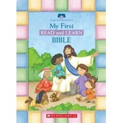 My First Read and Learn Bible, Hardcover/American Bible Society