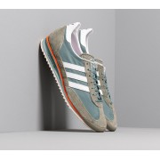 adidas SL 72 Raw Green/ Ftw White/ Orange