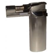 Pipagyújtó vihargyújtó Dobozos-02 ezüst öngyújtó