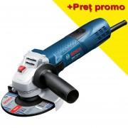 BOSCH GWS 7-115 E Polizor unghiular 720 W, diametru disc 115