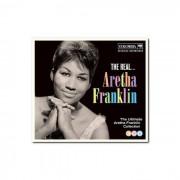 Sony Music FRANKLIN ARETHA - THE REAL ARETHA FRANKLIN - CD
