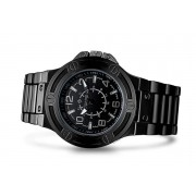 Dealco Of NY £24.99 for a Manis 'All Black' watch from Timothy Stone!