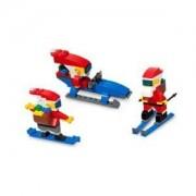 LEGO 40000 Cool Santa Set Cool Santaset Overseas Limited Item [Parallel import goods]