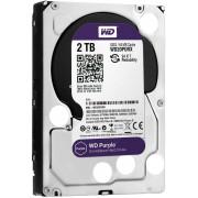 2TB WD Purple SPECIAL optimizat pentru DVR-uri si NVR-uri Hikvision.,WD20PURX