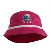 Детска плажна шапка Frozen цикламена