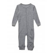 Mikk-Line Wool Baby Ls Suit