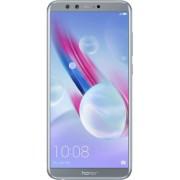 "Telefon Mobil Huawei Honor 9 Lite, Procesor Octa-Core 2.36GHz / 1.7GHz, IPS LCD 5.65"", 4GB RAM, 32GB Flash, Dual 13MP+2MP, Wi-Fi, 4G, Dual Sim, Android (Gri)"