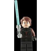 Lego Star Wars: Anakin Skywalker (Clone) Mini-Figurine Avec Bleu Lightsaber