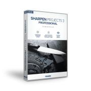 FRANZIS.de (ausgenommen sind Bücher und E-Books) SHARPEN projects 3 professional