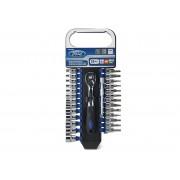 Set clichet + tubulare + bits Ford-Tools FMT-012 28 buc - 1/4 inch