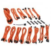 Kit cabluri modulare BitFenix Alchemy 2.0 CMR-Series Orange
