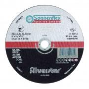 Disc de taiat metal 230×2×22.2 mm Sonnenflex 79801_9