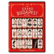 The Grand Budapest Hotel:Ralph Fienners,F. Murray Abraham, Mathieu Amalric - Grand Hotel Budapest (DVD)
