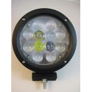Proiector auto LED mare - combinat spot-flood
