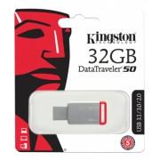 Kingston USB 3.0 DataTraveler 50 minne 32GB