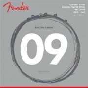 Corzi Chitara Electrica Fender 255L Classic Core NPS Ball End 9-42