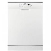 Masina de spalat vase Aeg FFB53630ZW, 13 seturi, 5 programe, 60 cm, inverter, clasa A+++, alba