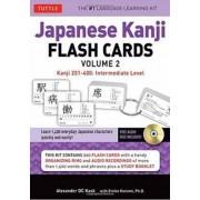 Japanese Kanji Flash Cards Kit Volume 2, Paperback