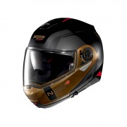 Nolan Moto Helma Nolan N100-5 Consistency N-Com P/j Flat Black-Bronze