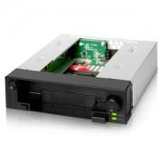 Rack intern Icy Dock MB971SP-B DuoSwap 2.5/3.5 SATA Hot Swap Drive Caddy