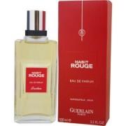 Guerlain habit rouge 100 ml eau de parfum edp spray pofumo uomo
