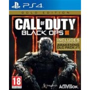 Call of Duty Black OPS III Gold Edition PS4
