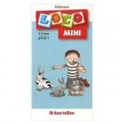 Lobbes Mini Loco Boekje Ik kan tellen groep 2 (5-6 jaar)