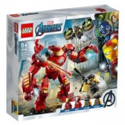 Конструктор Лего Супер Хироус - Iron Man Hulkbuster срещу A.I.M. Агент - LEGO Marvel Super Heroes, 76164