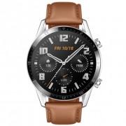 Huawei Watch GT 2 Classic 46mm Leather Pebble LTN-B19 Negru-Maro