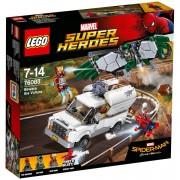 Lego Marvel Super Heroes: Cuidado con Vulture (76083)