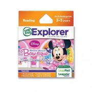 Amazing Disney Mickey Mouse and Friends Minnie Mouse Bow-tique Super Surprise Party Explorer Learning Game by LeapFrog