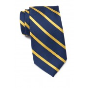 Nautica Leeham Stripe Tie YELLOW