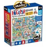 Engleza Nivel Simplu - 100 Cuvinte - Orasul Headu