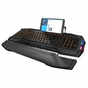 Roccat ROC-12-232-GY Skeltr Smart Communication RGB Gaming Keyboard