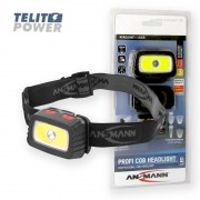 ANSMANN HD200B LED HEADLIGHT