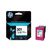 HP Cart Ink 301 Tricromia Blister