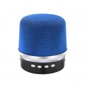 Boxa portabila NBY BY1030, Bluetooth, Radio FM, USB, microSD, Handsfree, 300mAh, Blue