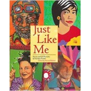 Just Like Me: Stories and Self-Portraits by Fourteen Artists, Paperback/Harriet Rohmer