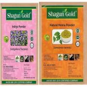 100 Pure And Natural Indigo Powder Heena Powder - 100 Grams Each